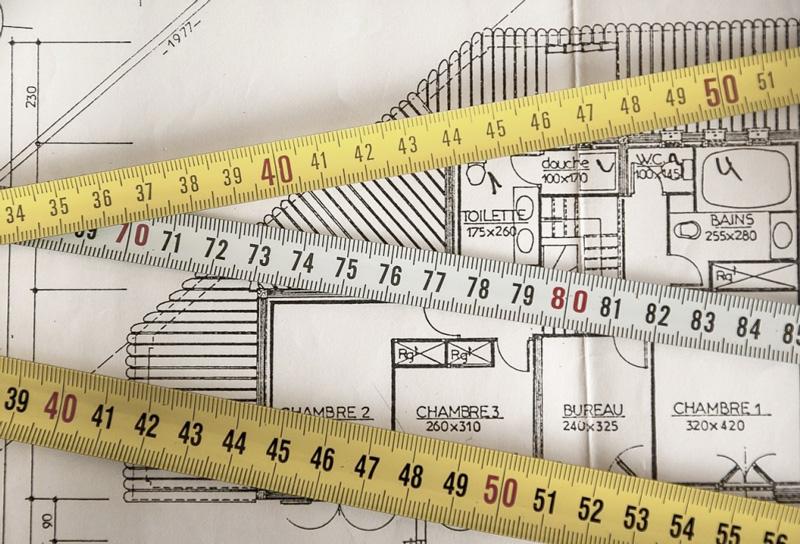 Calcolo metri quadri casa come realizzarlo