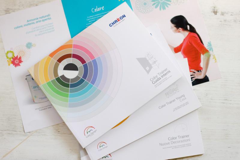 Un trainer per scegliere il colore giusto per le pareti domestiche