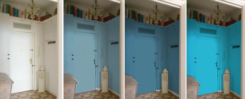 Scegliere il colore giusto per le pareti di casa con color for Gamma colori pareti