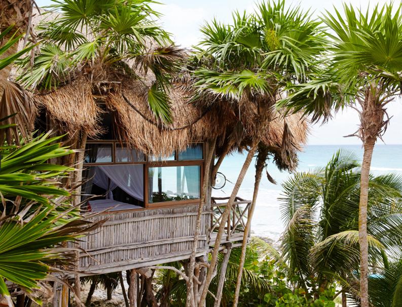 Un hotel da sogno in Messico