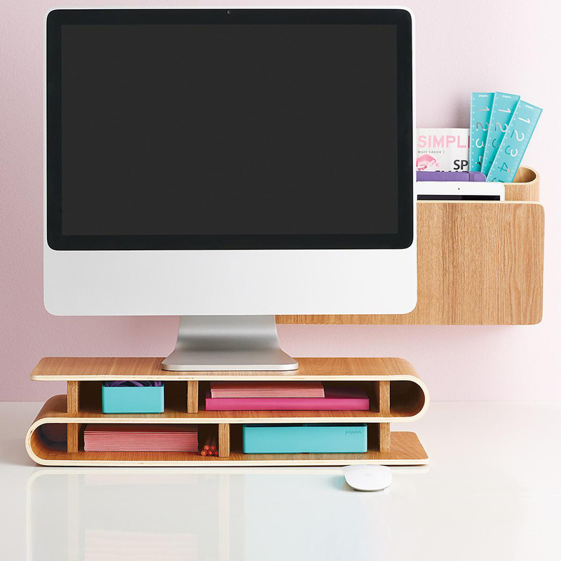 Ansia da rientro: riorganizziamo la scrivania desk arrangement