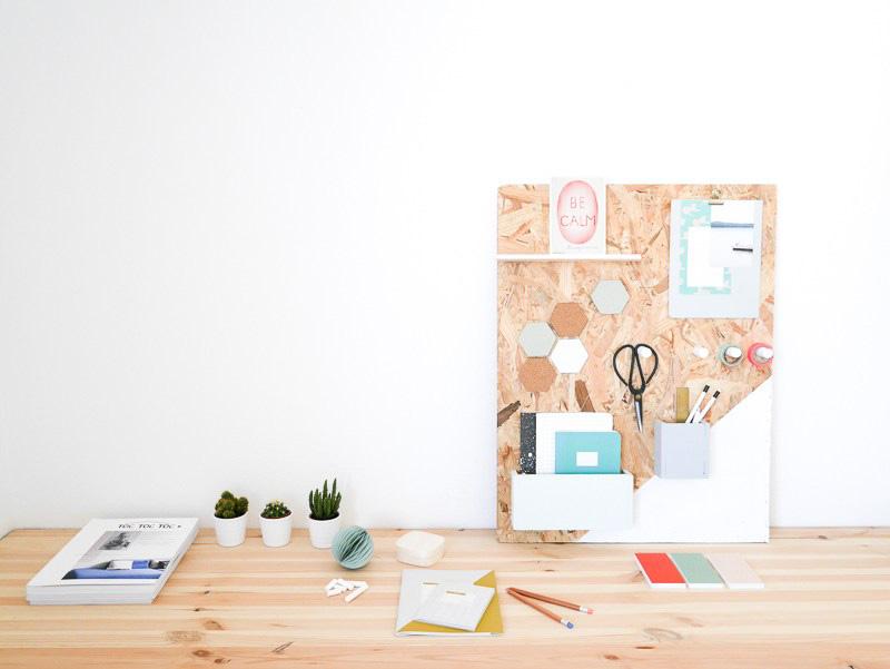 ansia da rientro riorganizziamo la scrivania fai da te tutorial organizer
