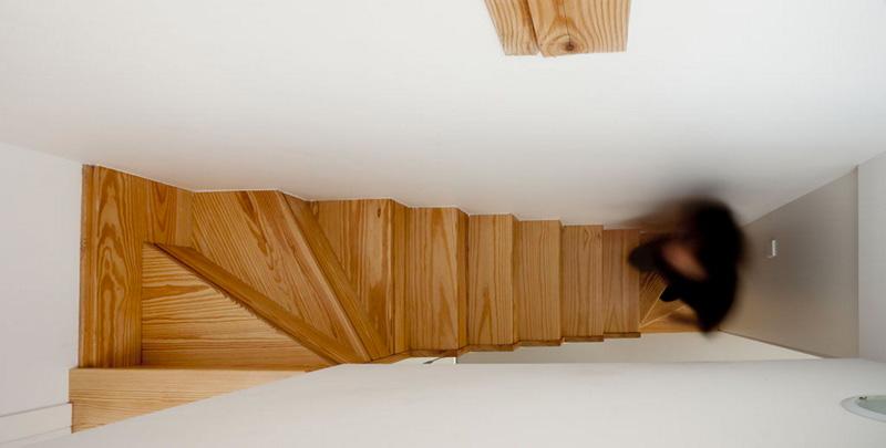 Arredare piccoli spazi vivere e lavorare in 40 mq scala