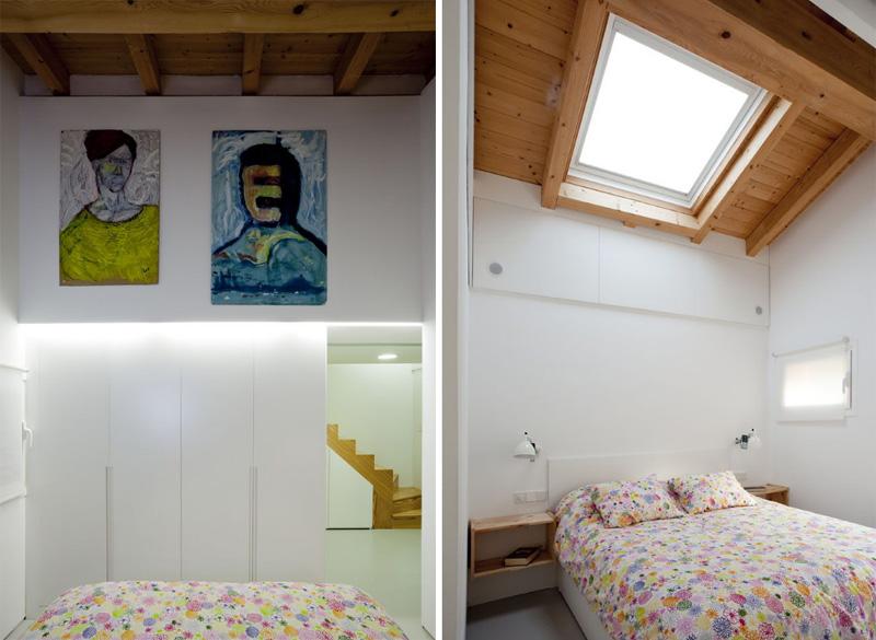 Arredare piccoli spazi vivere e lavorare in 40 mq camera da letto