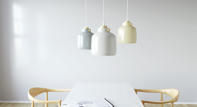 MATERIA la design week made in Catanzaro lampade pantone Imma Matera