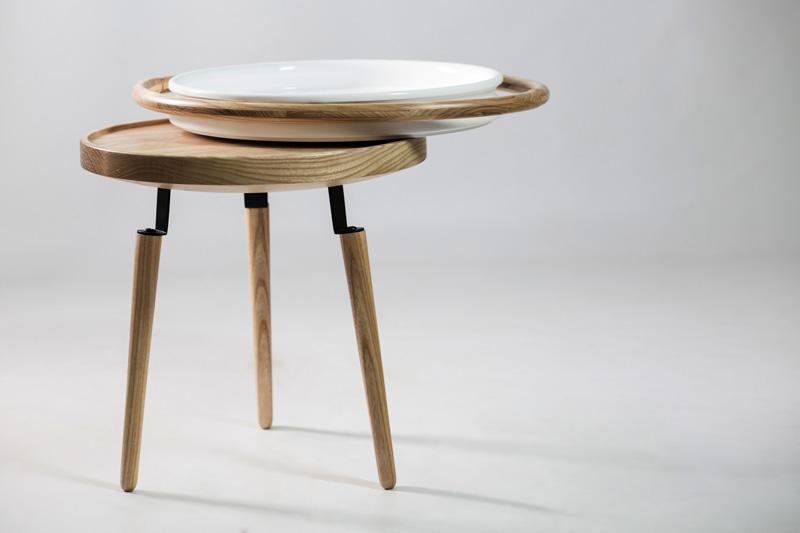 MATERIA la design week made in Catanzaro tavolino conca luca maci
