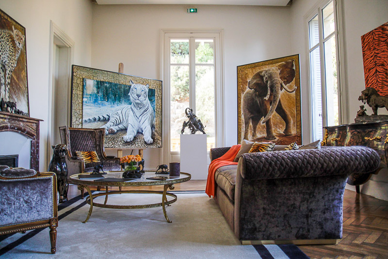 La decorazione e l'arte rinascono in Costa Azzurra con Zanussi