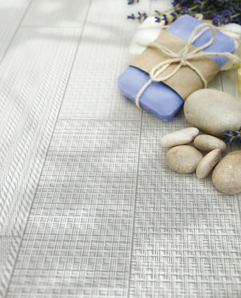 Cersaie le tendenze 2018 per i rivestimenti in ceramica effetto tessuto texture Made+39