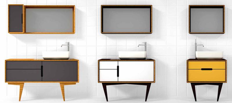 Cersaie le tendenze 2018 per sanitari e arredo bagno mobile bagno vintage R Studio