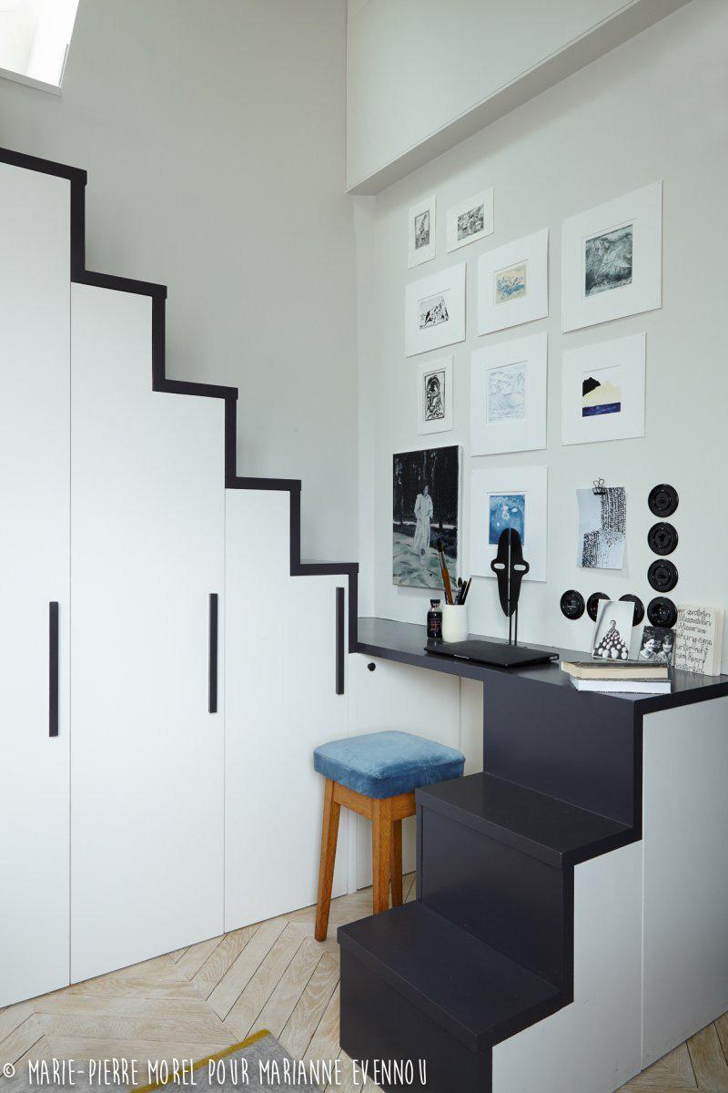 Arredare piccoli spazi vivere in 11 mq la gatta sul tetto for Piccoli spazi