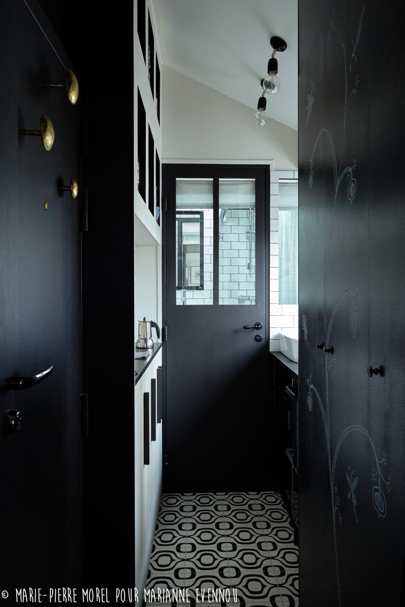 Arredare piccoli spazi vivere in 11 mq