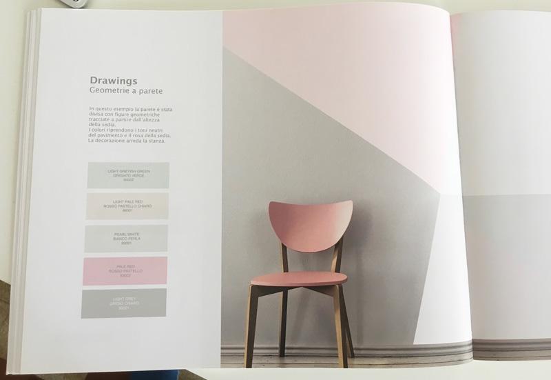 Decorare le pareti con con Color Trainer #3