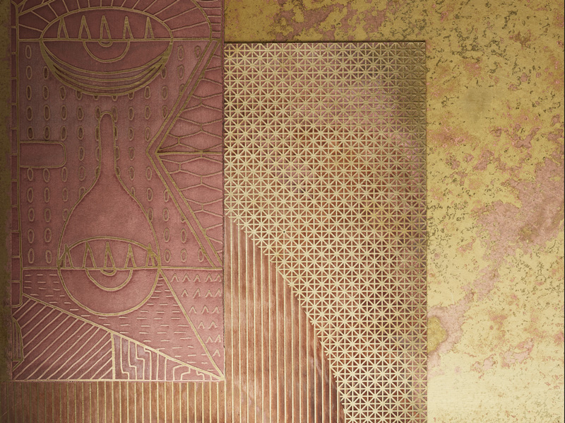 Cersaie le tendenze 2018 per i rivestimenti in ceramica effetto corten De Castelli