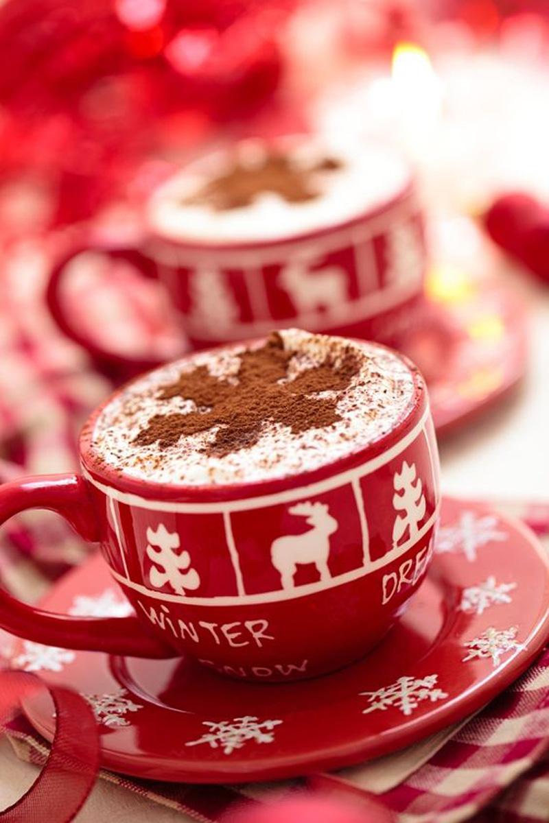 Natale 2017 lo stile tradizionale sempre al top bianco e rosso