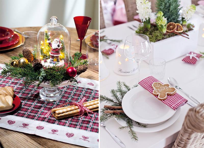 Natale 2017 lo stile tradizionale sempre al top la tavola natalizia
