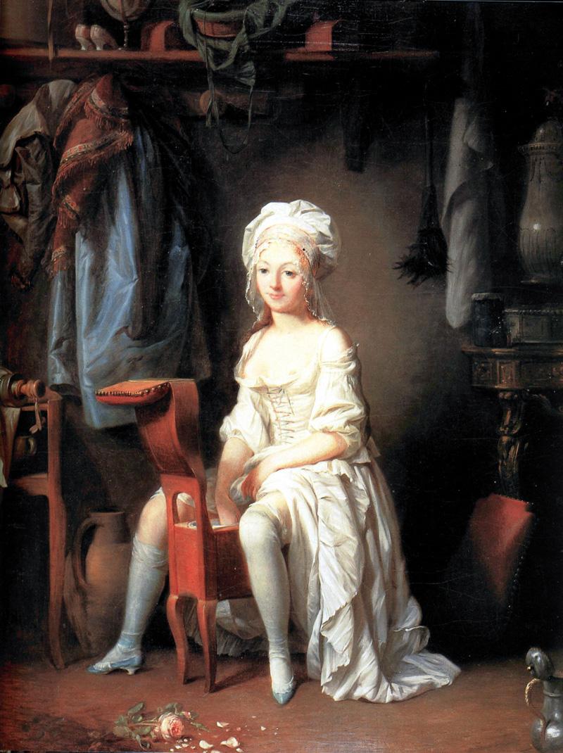 l'incredibile storia del bidet dipinto di leopold boilly
