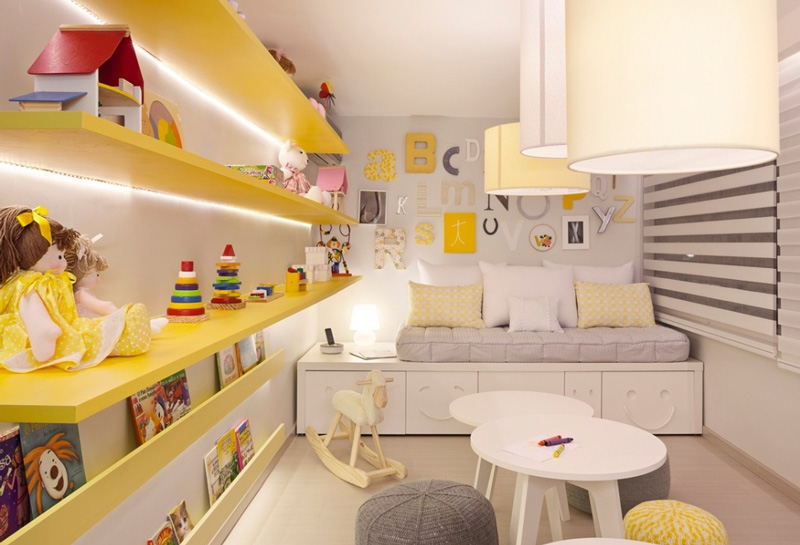 Illuminare casa con stile strisce e profili led per un effetto Wow