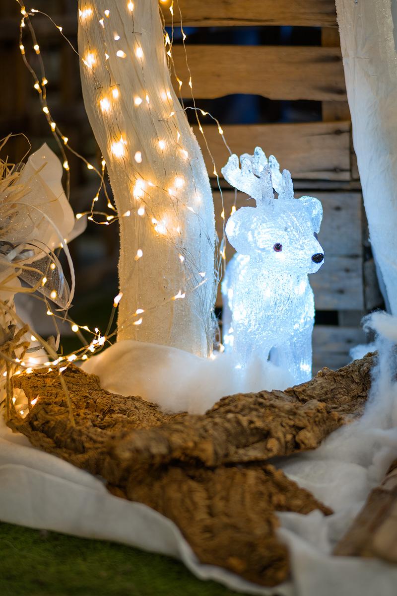 Natale 2017 decorare in stile americano la gatta sul tetto - Finestre stile americano ...