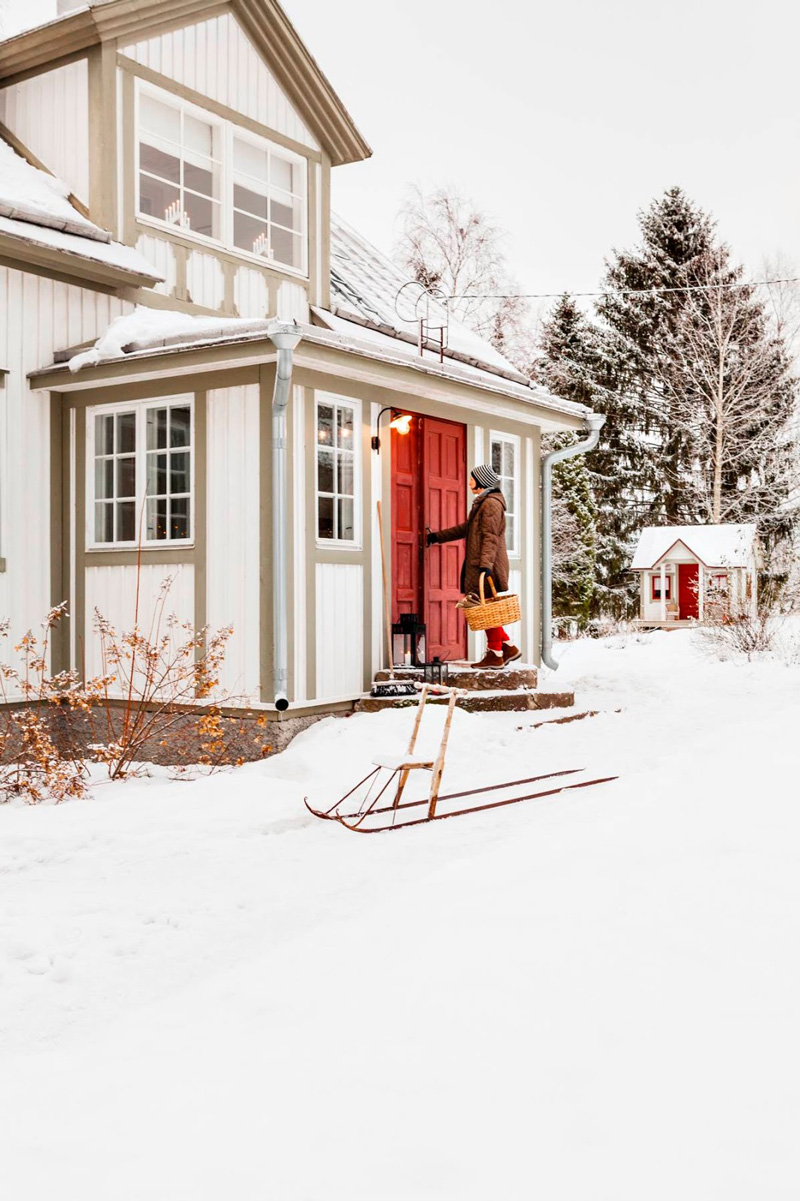 Christmas Home Tour Natale in Finlandia