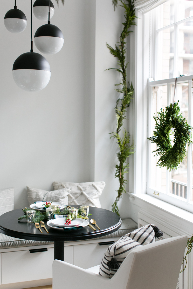 Christmas Home Tour Natale moderno e chic a Chicago