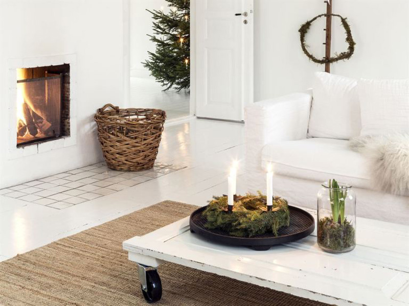 Natale tradizionale in Svezia