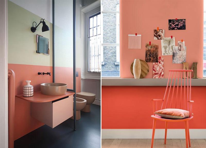 Tendenze colori 2018 il Millenial Pink ancora al top Blooming Dahlia