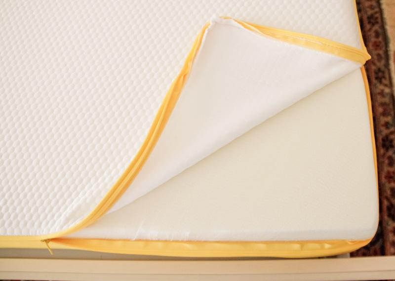Il mio nuovo materasso di design EveSleep
