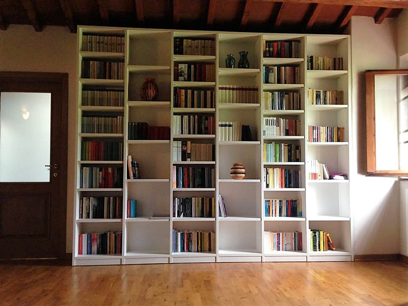 Progetta la tua libreria con un clic la gatta sul tetto for Progetta la tua planimetria online