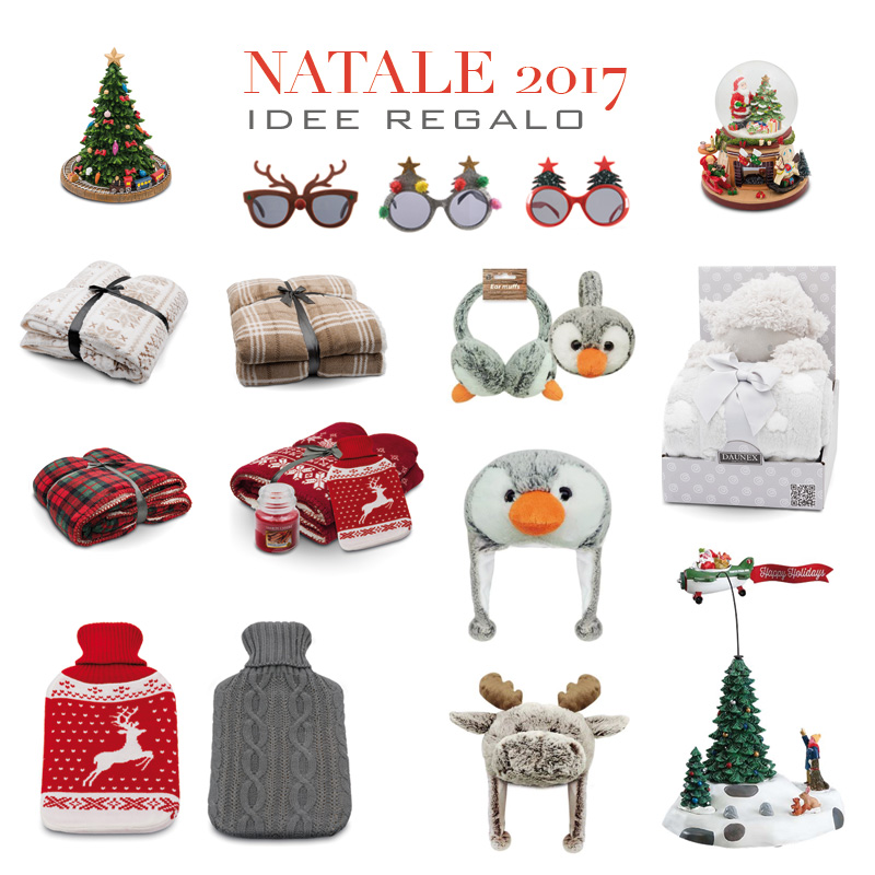 Natale: idee regalo da 3 a 30 euro per grandi e piccini