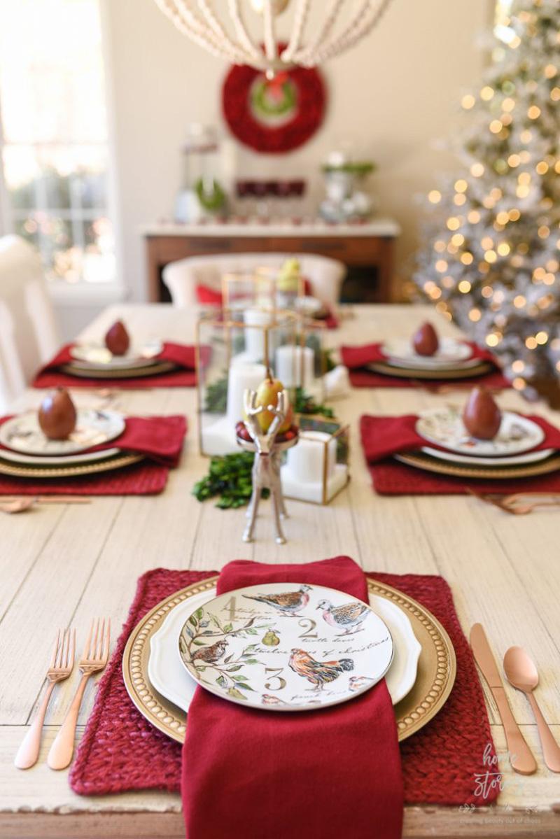 Arredare Tavola Natale idee e consigli per preparare una tavola di natale originale