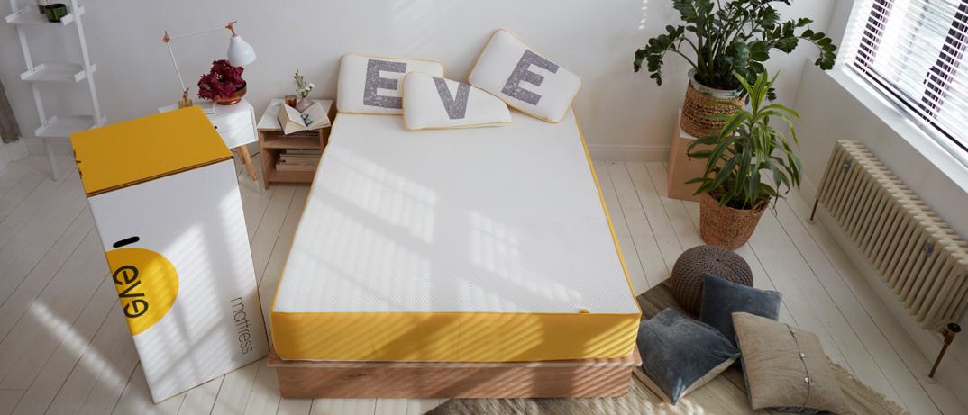 Il mio nuovo materasso EveSleep