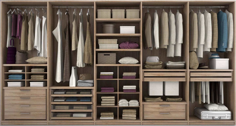 Progetta il tuo armadio su misura con un clic
