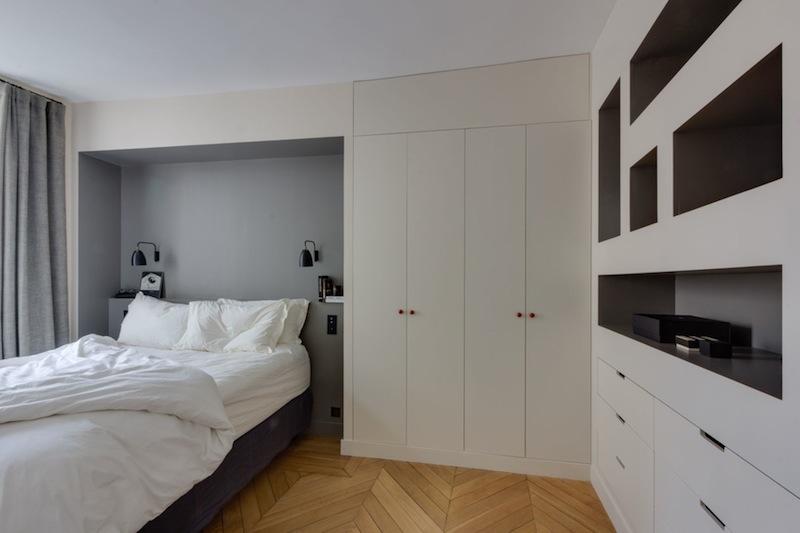 ristrutturare con il cartongesso camera da letto