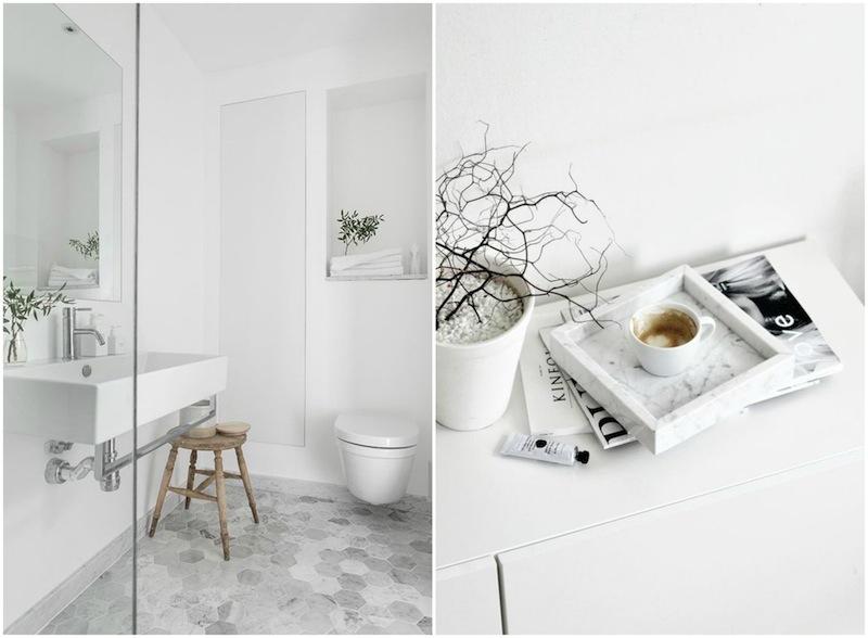 Tendenze arredo 2018 il trionfo del marmo bagno