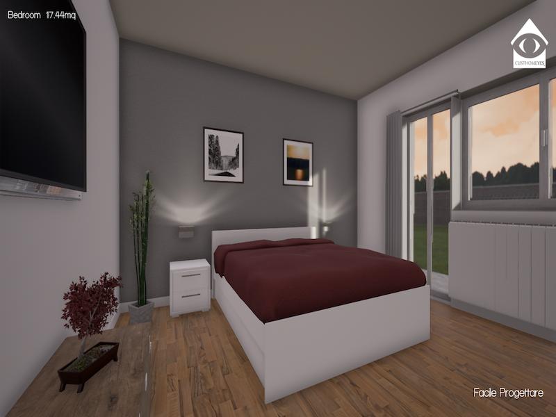 Progettare la tua casa non è mai stato così facile rendering 3d camera