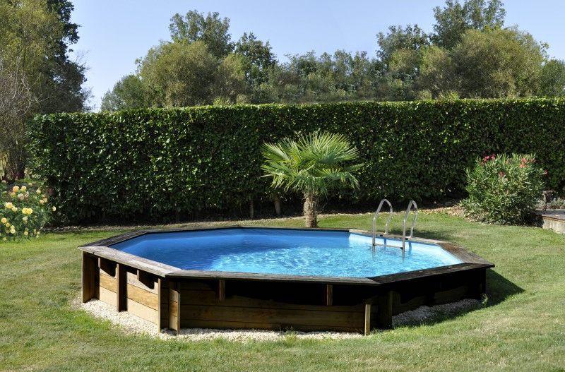 Piscine fuori terra per il giardino la gatta sul tetto - Giardino con piscina fuori terra ...