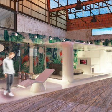 Lambrate Design District hotel Regeneration