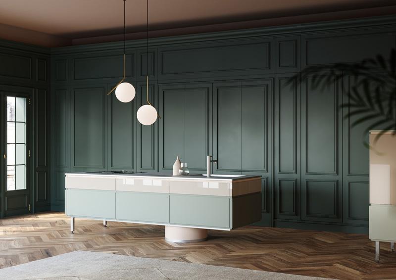 Salone Mobile di Milano qualche anteprima l'ottocento cucina