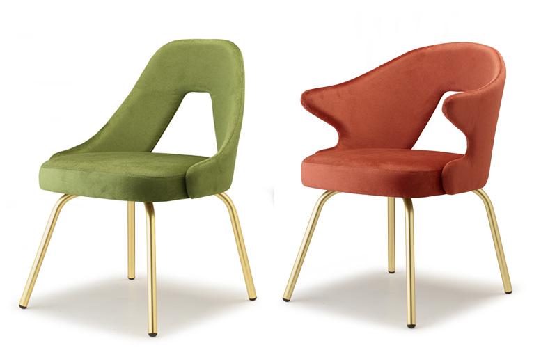 Salone Milano qualche anteprima sedie me e you scab design