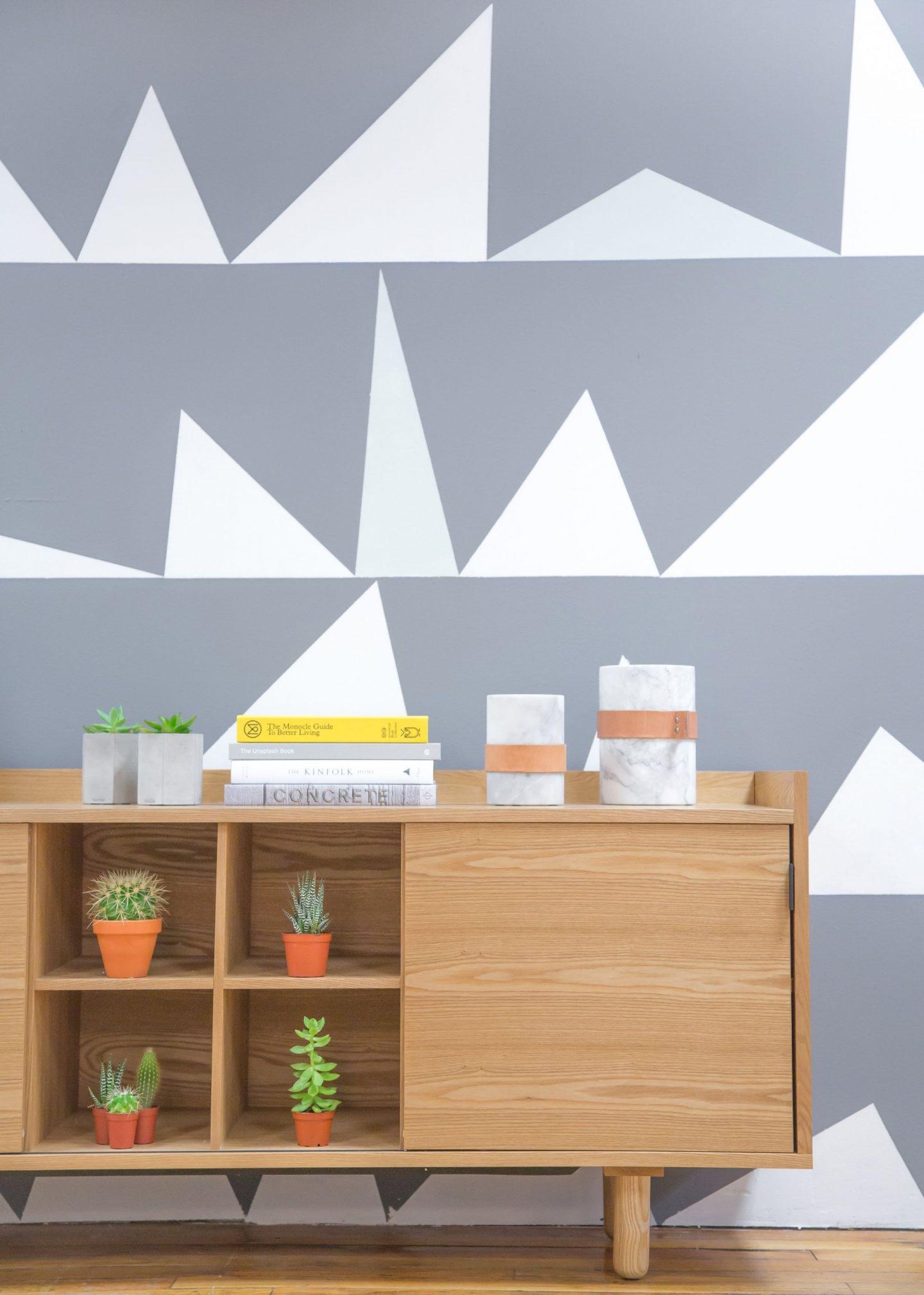 7 Idee per Decorare le Pareti di Casa murales