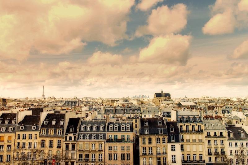 I migliori punti panoramici gratuiti di Parigi