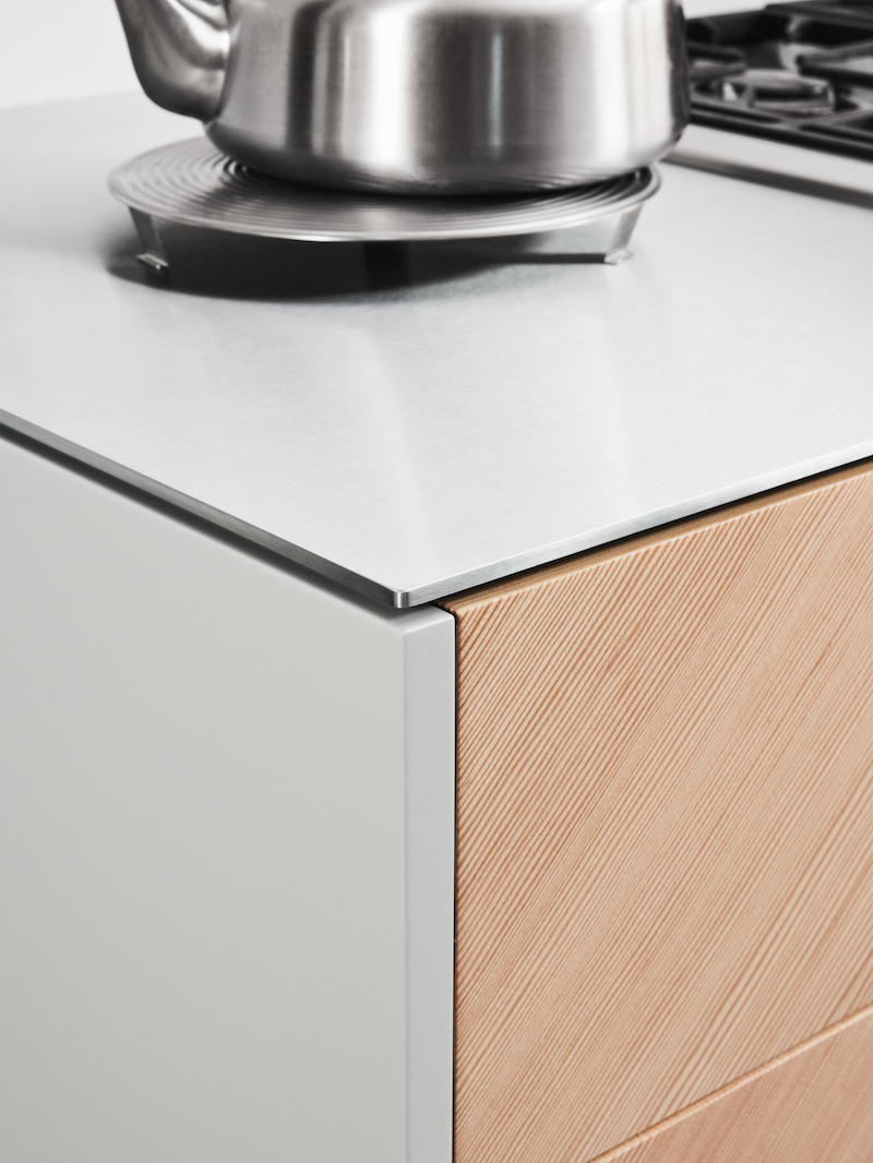 Ikea hack di design la cucina Cecile Manz dettagli