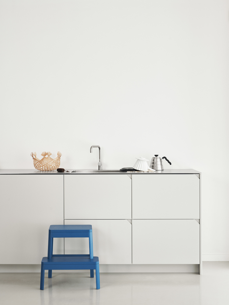 Ikea hack di design la cucina Cecile Manz grey