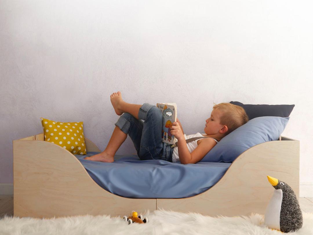 Matata il lettino trasformabile di design