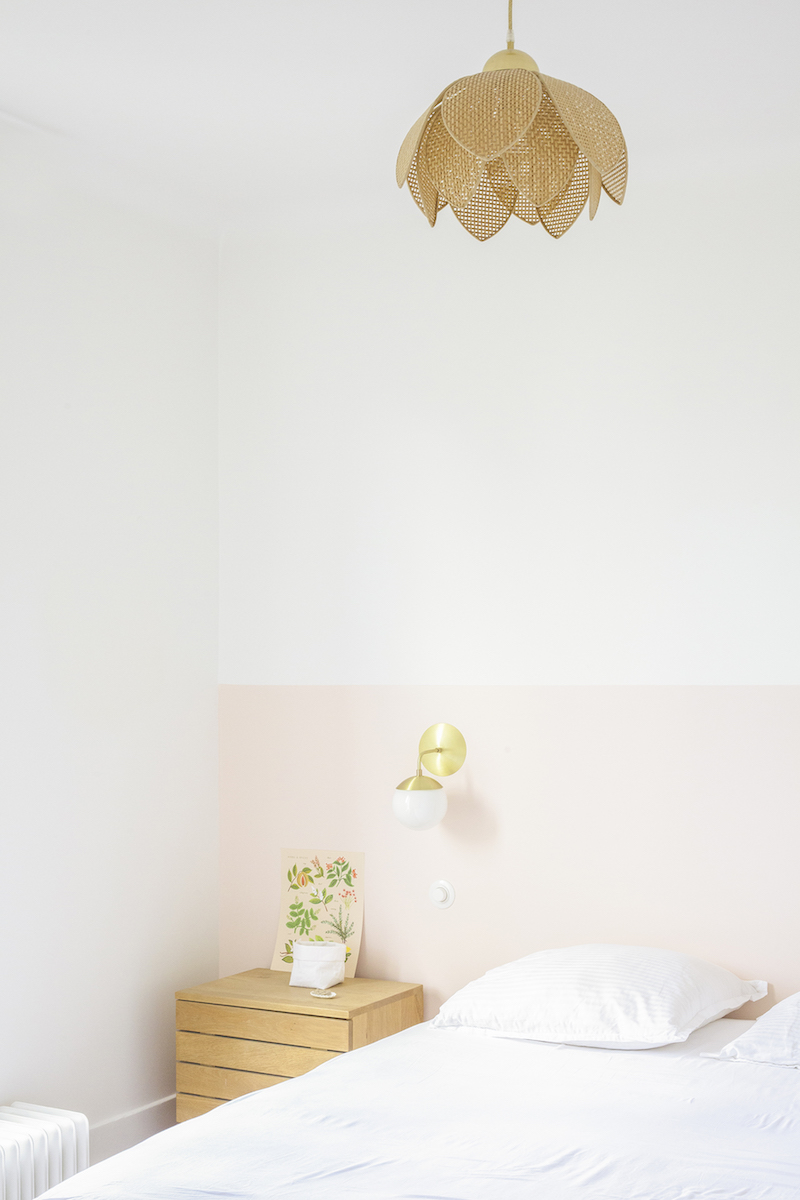 Un appartamento in stile eclettico firmato da Heju camera padronale