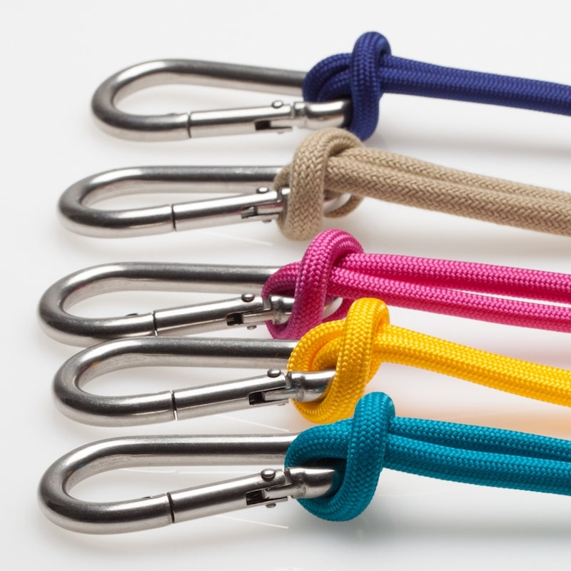 sistema fissaggio amaca doopy design corde colorate