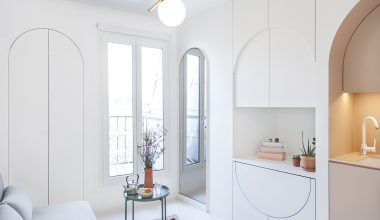 appartamento di 11mq a Parigi