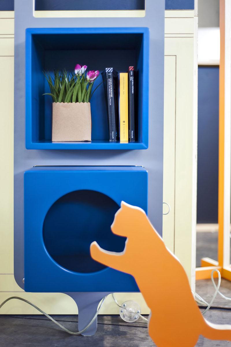 il design di DesignEspresso libreria