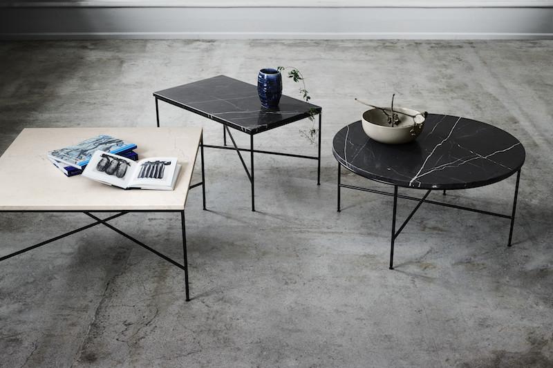 tavolini di Paul McCobb collezione Planner