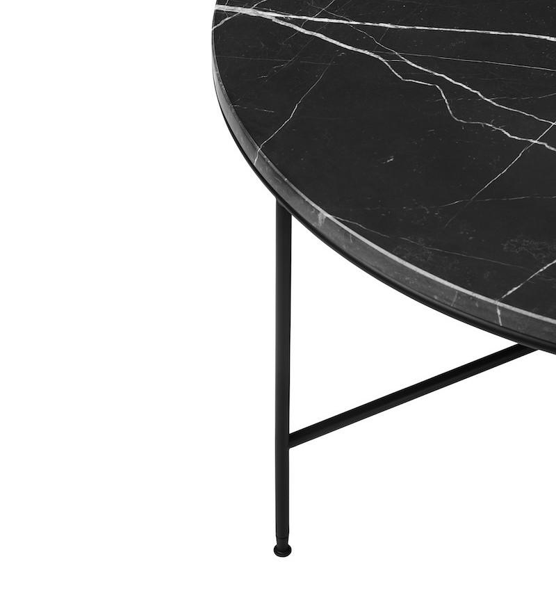 tavolini di Paul McCobb dettaglio piede